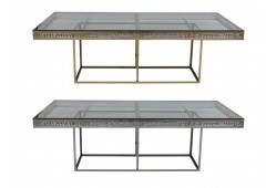 Reflection Dining Table Crystal