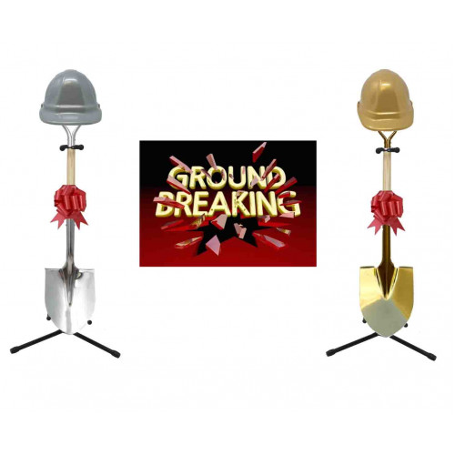 Groundbreaking