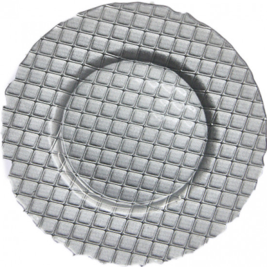 Checkers Charger Plate