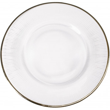 Richland Charger Plate