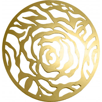 Rose Charger Plate