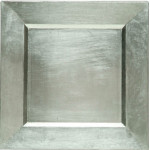 Solid Square Charger Plate