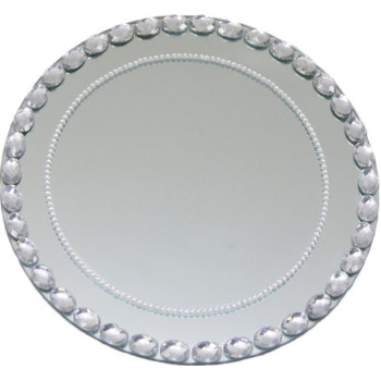Swan Lake Charger Plate (Mirror)
