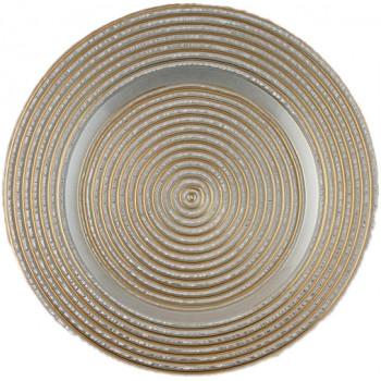 Vertigo Charger Plate