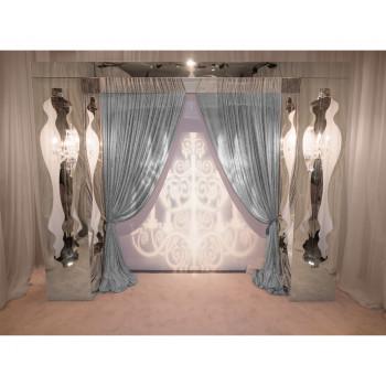 Reflection Entrance (Silver)