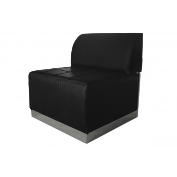 Modern Line Armless Chair