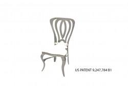 Halexander Chair (Silver)