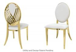 Swan Lake Chair (Gold)
