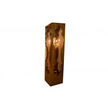Reflection Neo Baroque Column 8' (Gold)