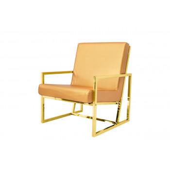 Reflection Armchair Rain (Gold)