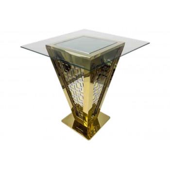 Reflection Highboy Table Pyramid (Square)