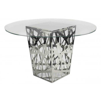Reflection Highboy Table Web (Circle)