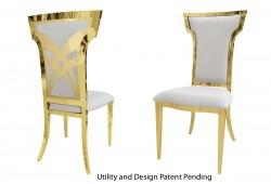 Titan Chair (Gold)