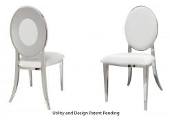 Oz Plus Chair (Silver)