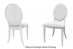 Tiffany Chair (White)
