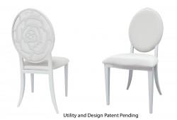 Rose Chair (White)