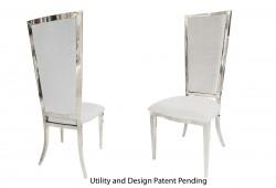 Vanderbilt Chair (Silver)