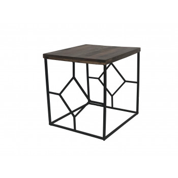 Vintage Gallatin Accent Table