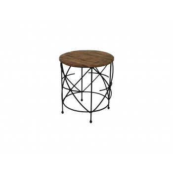Vintage Vally End Table (Large)