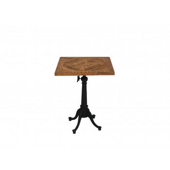 Vintage Peninsula End Table