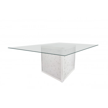 Maze Dining Table (Square)