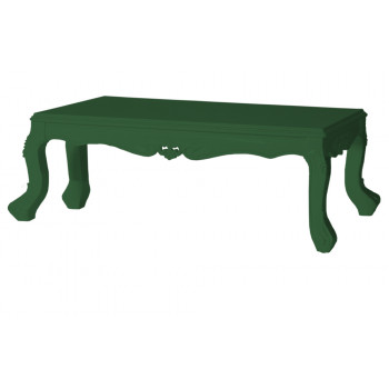 """Baroque Table 24""""x48""""x16""""H (Queen)"""