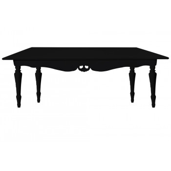 """Baroque Table 30""""x72""""x30""""H (King)"""