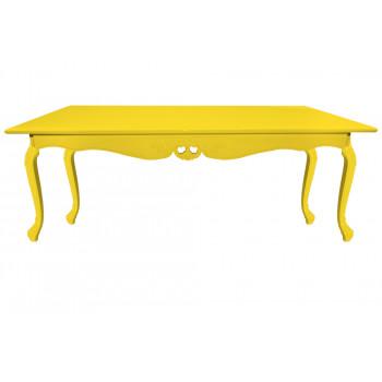 """Baroque Table 30""""x72""""x42""""H (Queen)"""