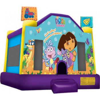 Dora The Explorer Bouncer