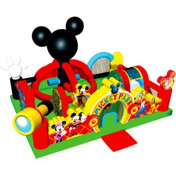 Mickey Club House Playground Bouncer
