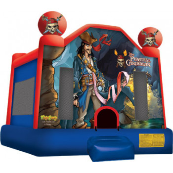 Pirate of The Caribbean Bouncer