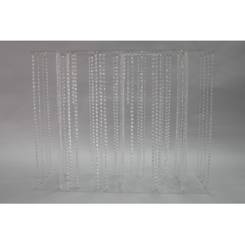 Rectangular Acrylic  Base (Bridge)