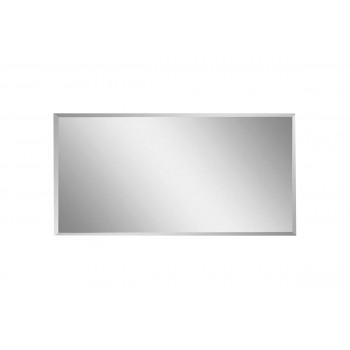 """Acrylic Mirror Top 48""""x96"""" (Rectangular) (Silver)"""