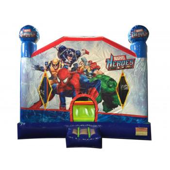 Marvel Heroes Bouncer 13x13