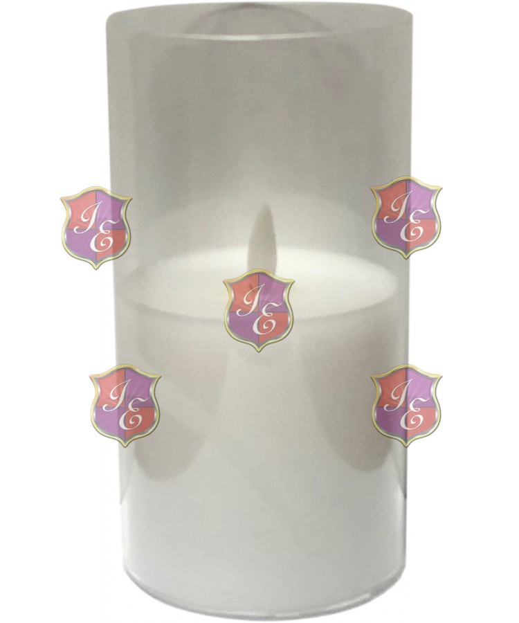 Pillar Candle (Medium) 3AAA
