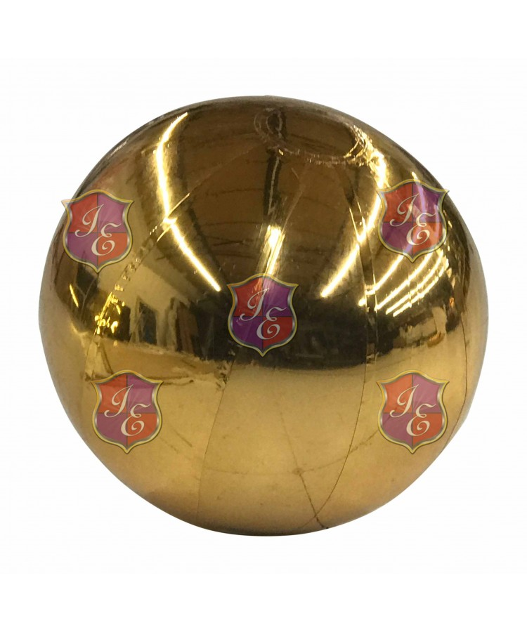 Reflection Sphere (Gold) 59""