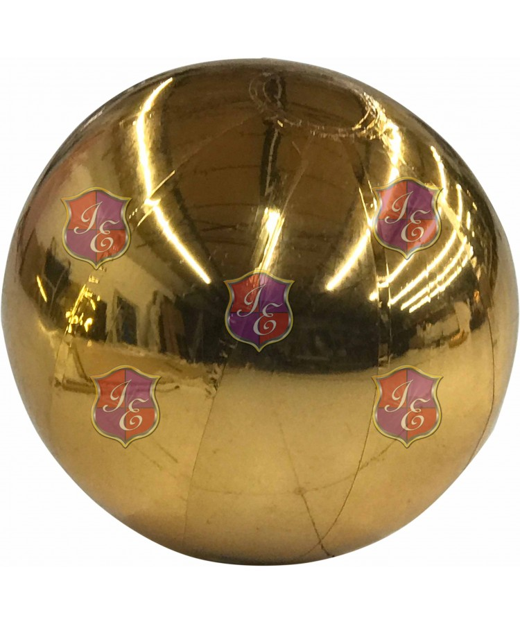 Reflection Sphere (Gold) 78.7""