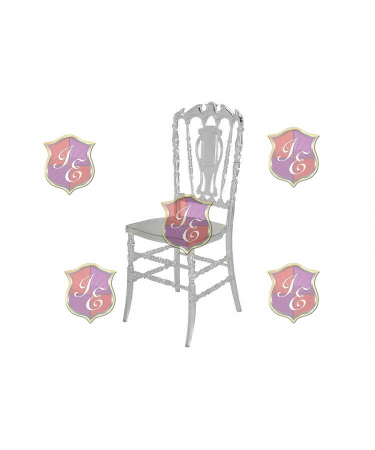 Imperial  Chair (Clear)