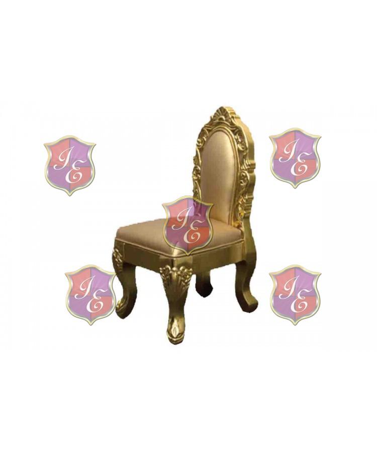 Empress Kid Chair (Gold)