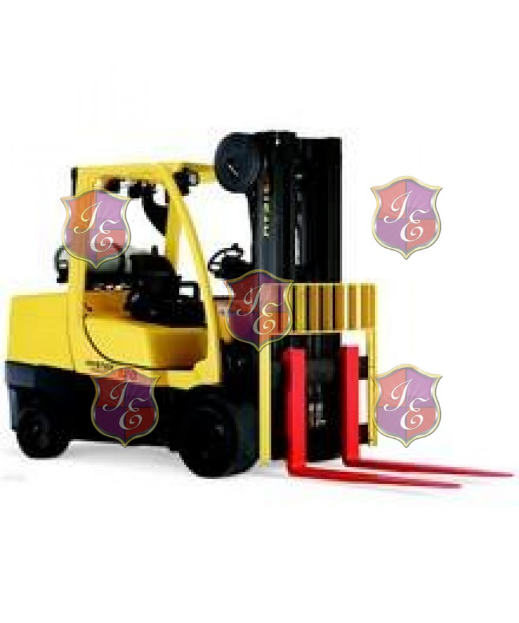 Warehouse Forklift, 2.5 Tons, Gas or Diesel Powered