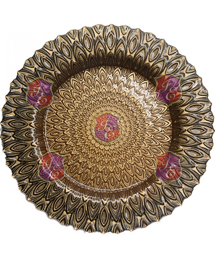 Ritz Charger Plate (Copper)