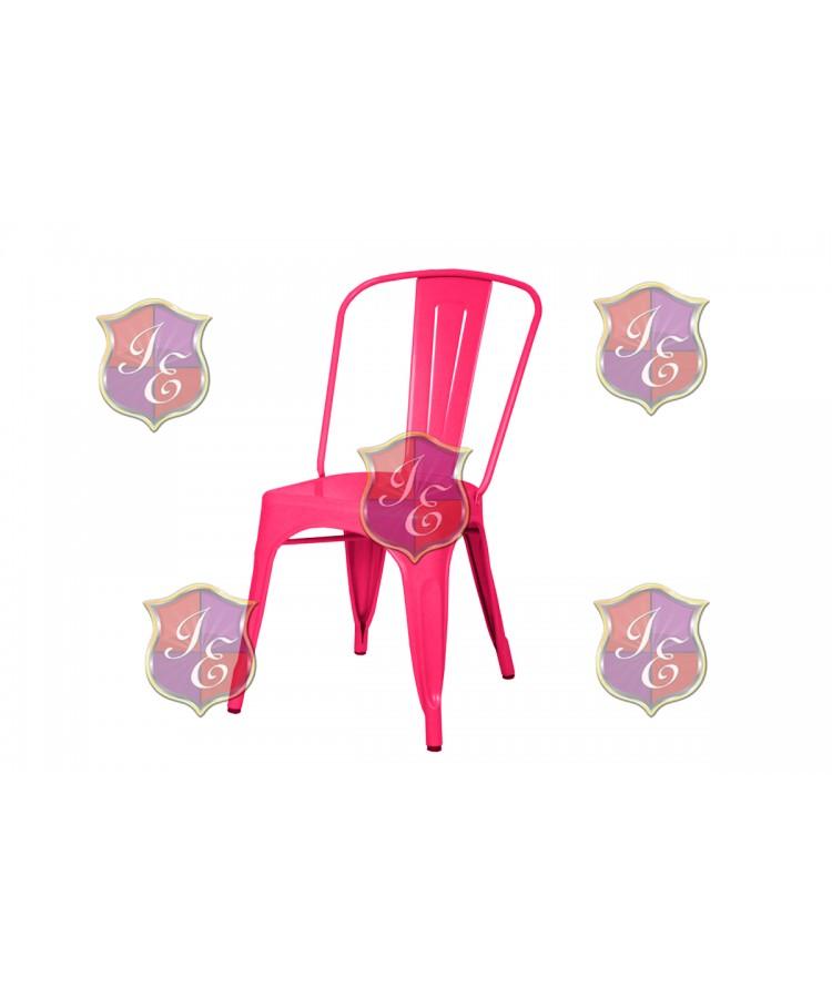 Urban Chair (Fuchsia)
