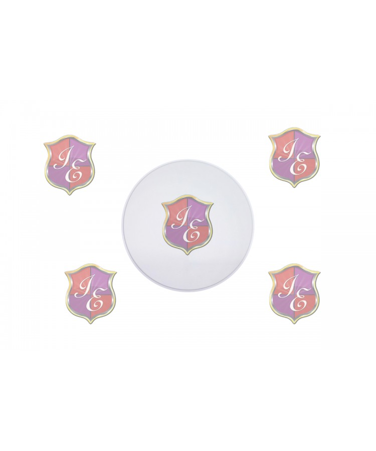 "Glass Top 48"" D (Round)"