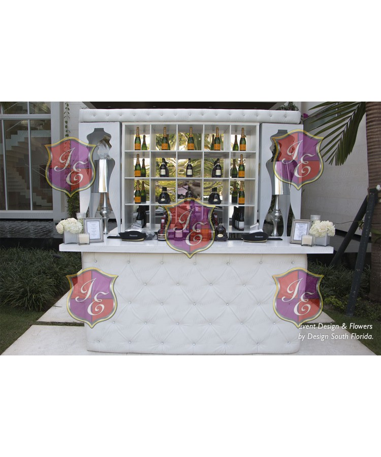 Glitz Bar Back Set