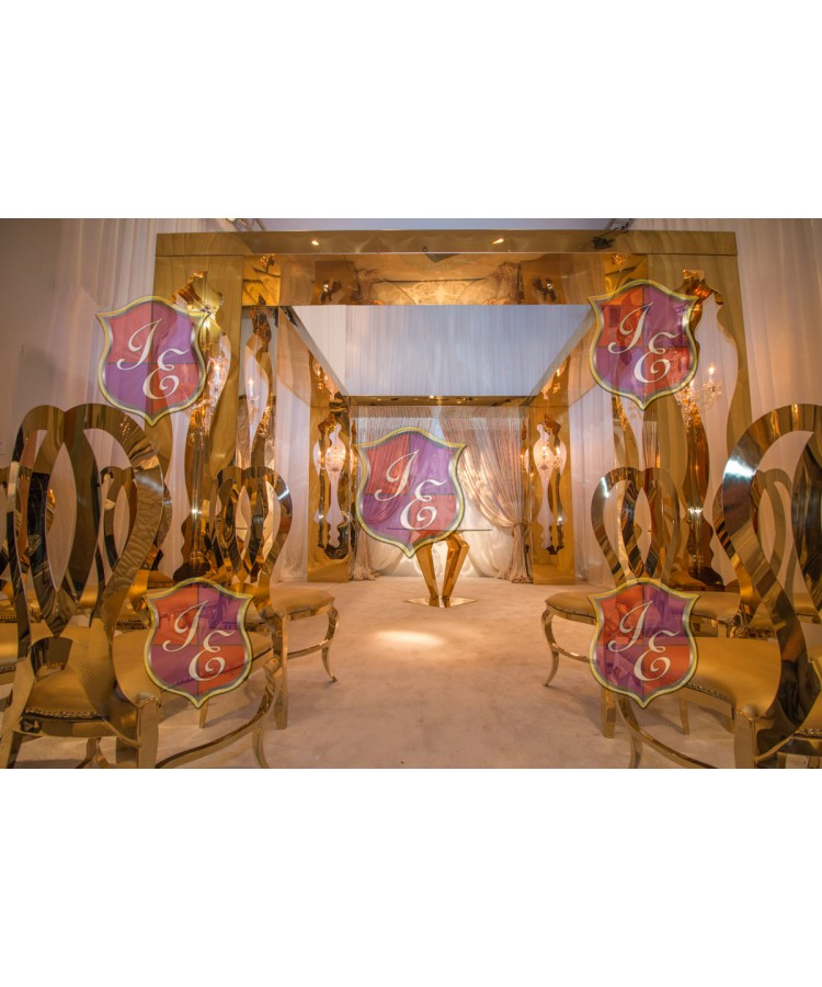 Reflection Chuppah (Gold)
