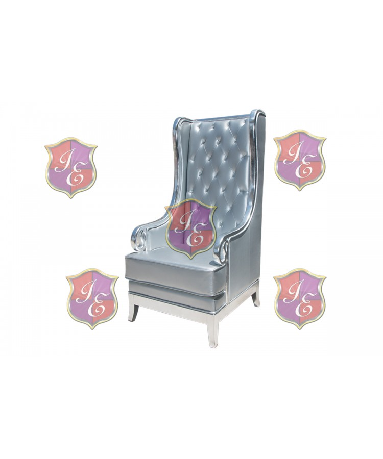 Empire ArmChair (Silver)