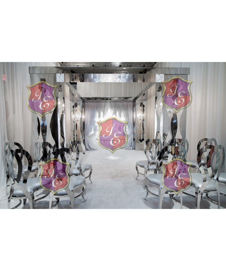 Reflection Chuppah (Silver)