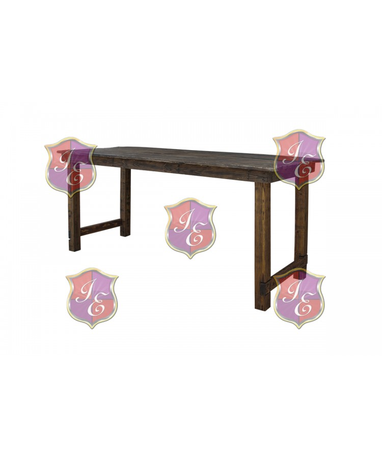 Rustic Highboy Table (Royal)