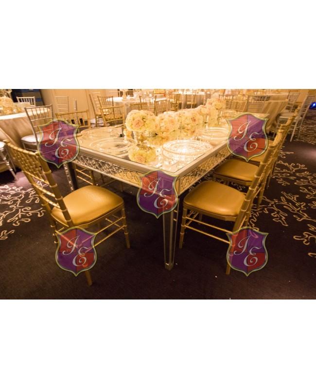Chiavari Chair (Gold)