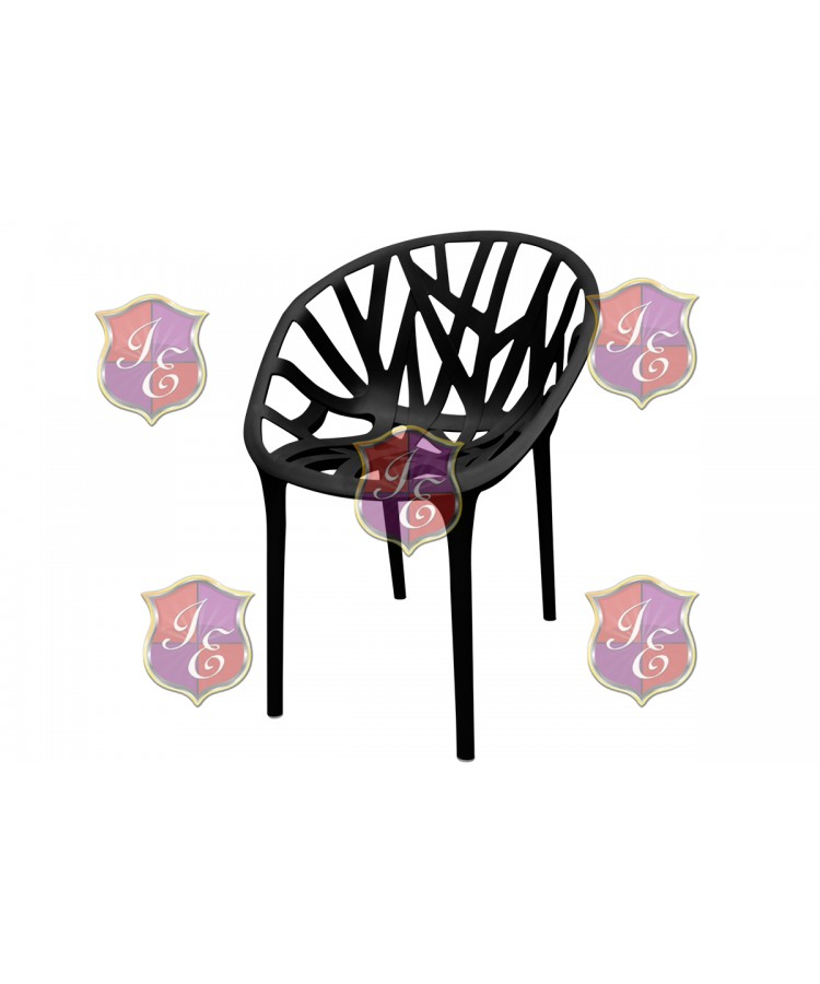 Gypsy Chair Black